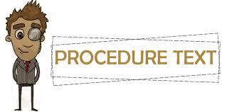 99 Contoh Procedure / Procedural Text Lenkgap Bahasa ...