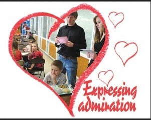 Expressing Admiration