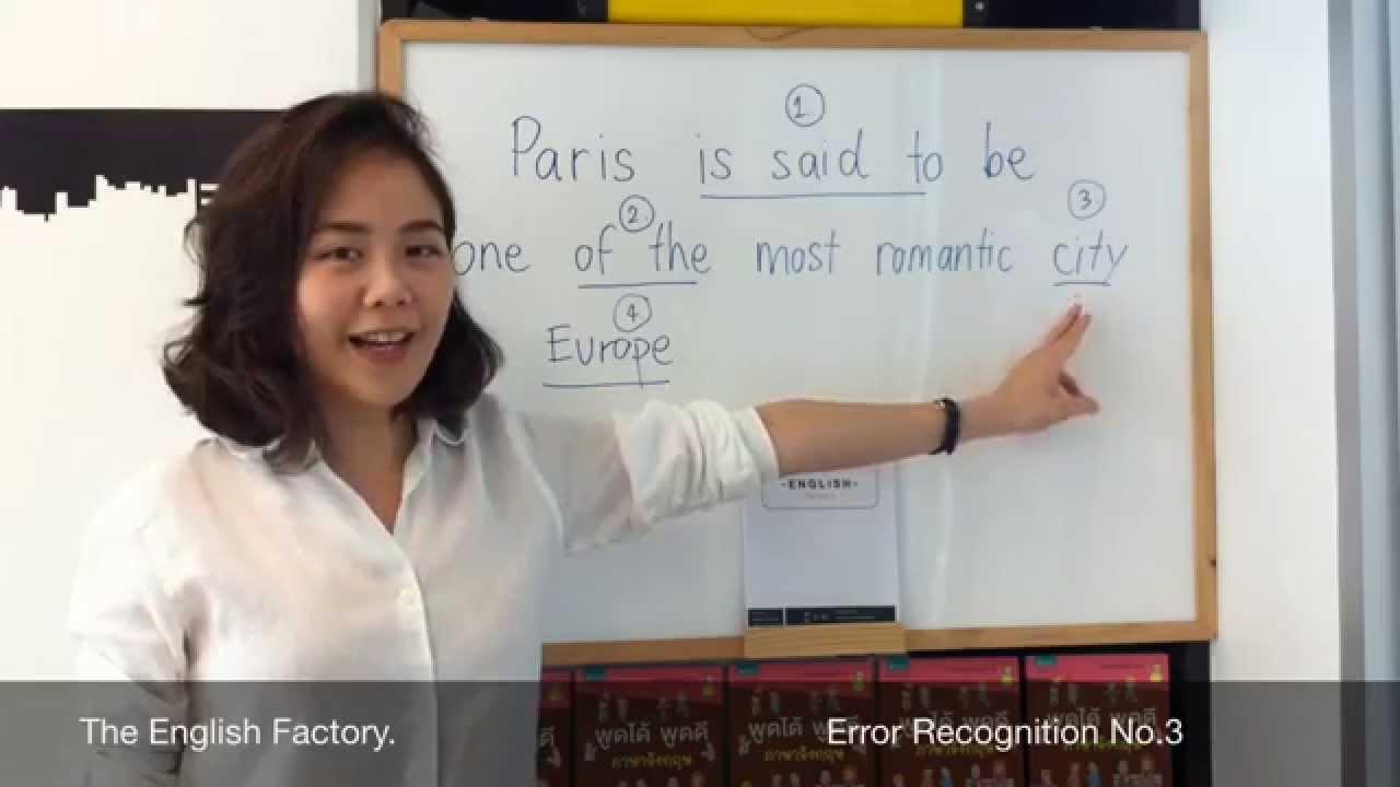 51 Contoh Question Error Analysis Of The Sentences Dan Kunci Jawaban Studybahasainggris Com
