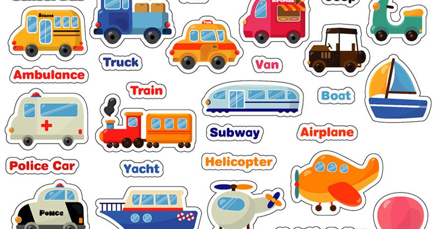 Macam Macam Vocabulary Tentang Nama Kendaraan Dalam Bahasa Inggris Studybahasainggris Com