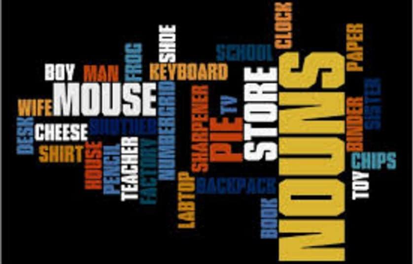 noun to be abstract noun 2