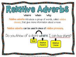 relative-adverb