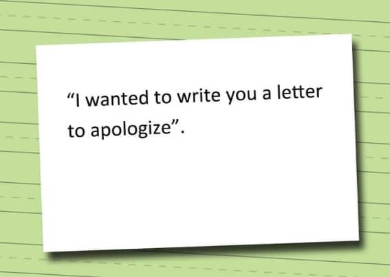 Contoh Apology Letter Surat Permintaan Maaf Dalam Bahasa
