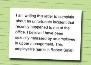 Complaint Letter Tentang Sekolah Studybahasainggriscom