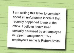 Contoh Surat Komplain Atau Surat Keluhan Complain Letter