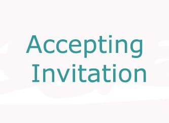 Contoh kalimat dan dialog percakapan accepting invitation dalam contoh kalimat dan dialog percakapan accepting invitation stopboris Gallery