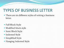 5 Format Penulisan Business Letter Atau Surat Bisnis Lengkap